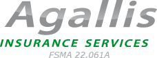 Agallis: INSURANCE SERVICES FSMA 22.061A